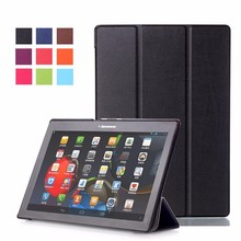 Buy New 4 1 Lenovo Tab 2 A10-70F/L Tablet Cover 10.1 inch Stand Flip A10-30 X30F tab3 10 business case Christmas gift for $9.45 in AliExpress store