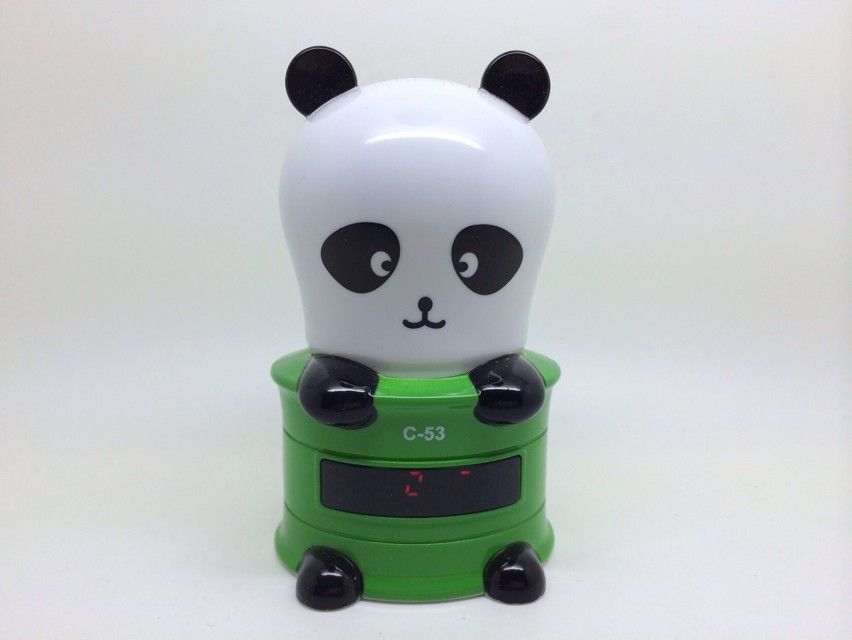 Wholesale C - 53 panda speakers card mini mobile phone speaker with FM radio mp3 players To report DHL Free Shipping(China (Mainland))