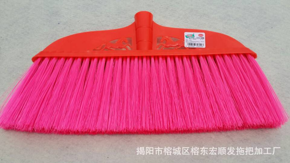 Scala 622 pairs of brand soft bristle broom dustpan horse suit Taobao supply plastic household products dustpan Set(China (Mainland))