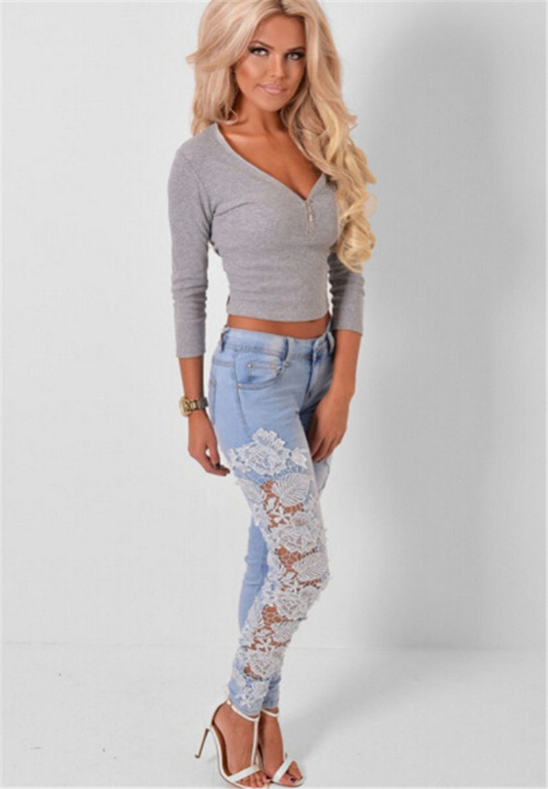 Womens Sexy Jeans 105