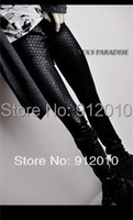 Cool Thin Tight Python Bobi Leather Pants For BJD 1/6 YOSD,1/4 MSD,1/3 SD10/13,SD17,Uncle,SSDF Doll Clothes Customized