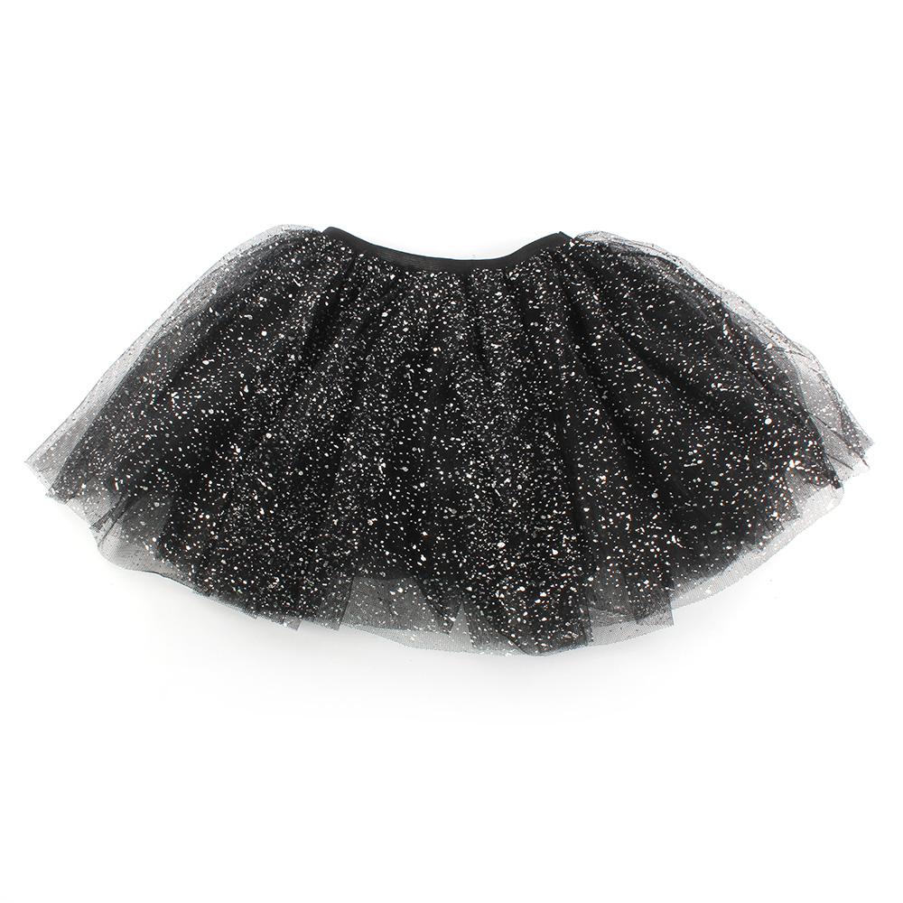 Lovely Baby Kids Girl Bling Tulle Party Ballet Dance Dress Short Cake Tutu Skirt 2-7Y