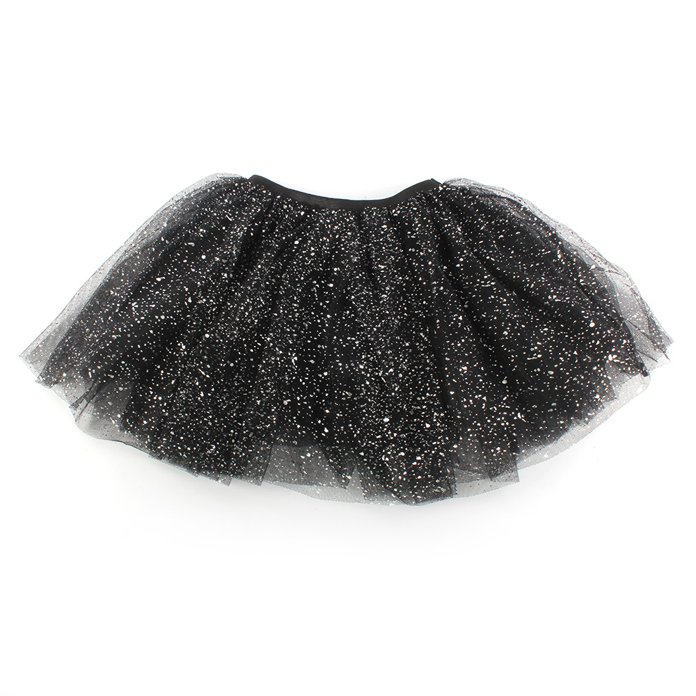 Princess Kids Girls Bling Tulle Party Ballet Dance   Cake Skirt 2-7Y<br><br>Aliexpress
