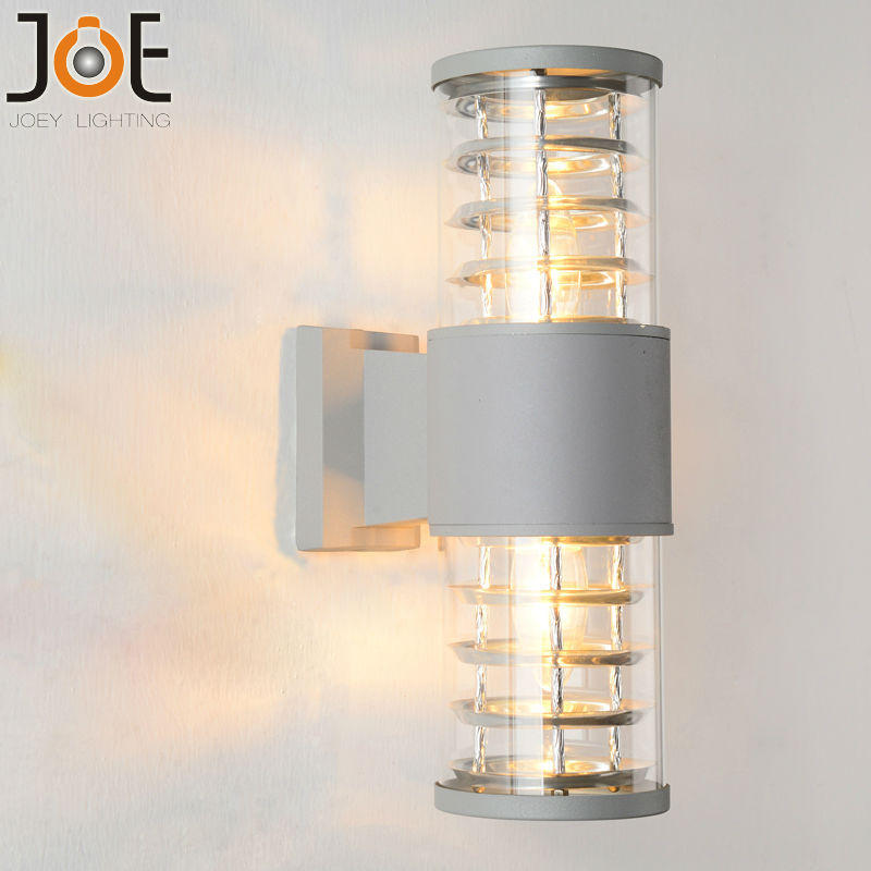 Modern Outdoor Wall Lamps : Modern outdoor wall light Waterproof IP54 Porch Aluminum wall lamp for garden decoration up down ...