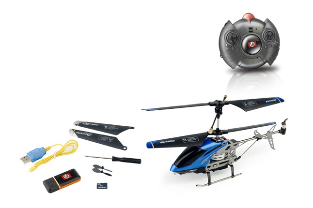 C7 SPY Helicopter 3.5 channel infrared built in camera Mini Remote Control Co-Axial Metal RC Helicopter with Gyroscope SH 6030