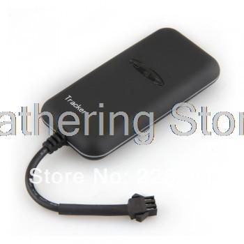 Black GPS GSM GPRS Car Vehicle SMS SOS Safety Tracker System(China (Mainland))