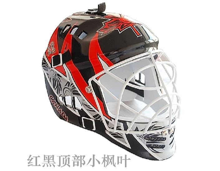 TOKER professional ice hockey helmet protection.skating&ice hockey sports helmets with face mask protective gear.Free shipping!(China (Mainland))