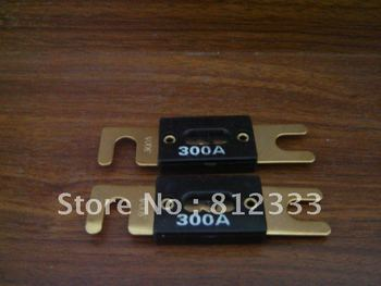 CNL ANL 300A GOLD-PLATED FUSE BOLT-ON FUSE FOR ELECTRIC FORKLIFT  BATTERY CHARGER PALLET STACKER GOLF SIGHTSEEING CARS FUSE