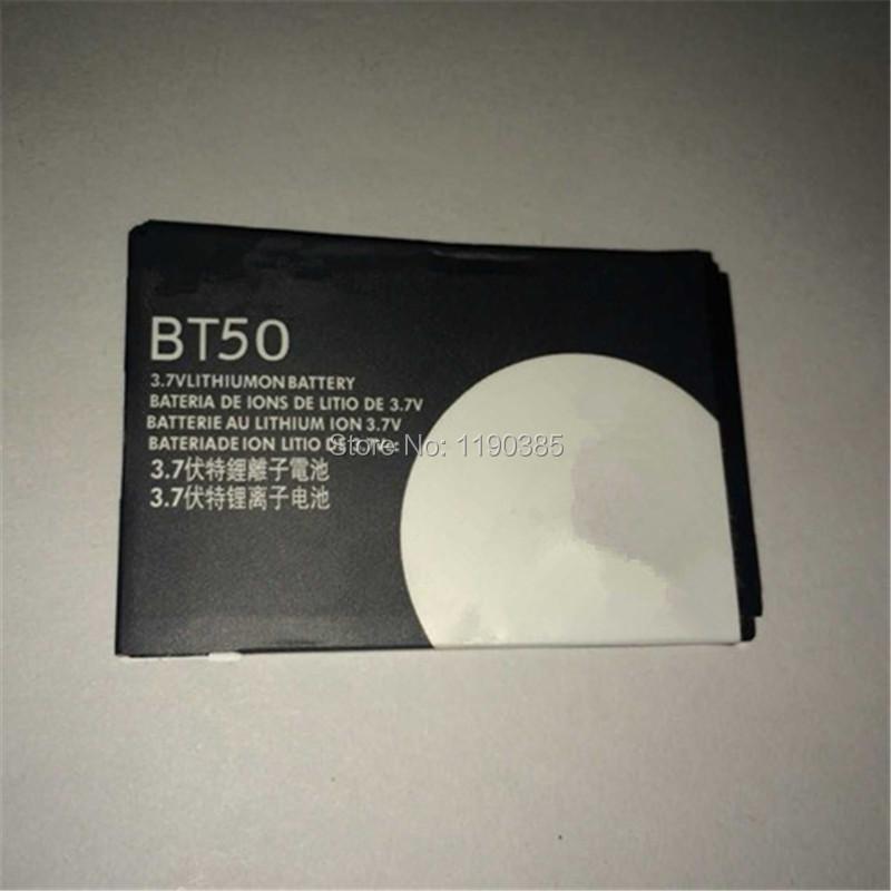 Mobile phone battery BT50 850mAh For EX128 EX200 EX201 EX223 EX245 K3 Q8 Q9 Q11 V1050 V191 V360 VE358 New and Original Battery(China (Mainland))