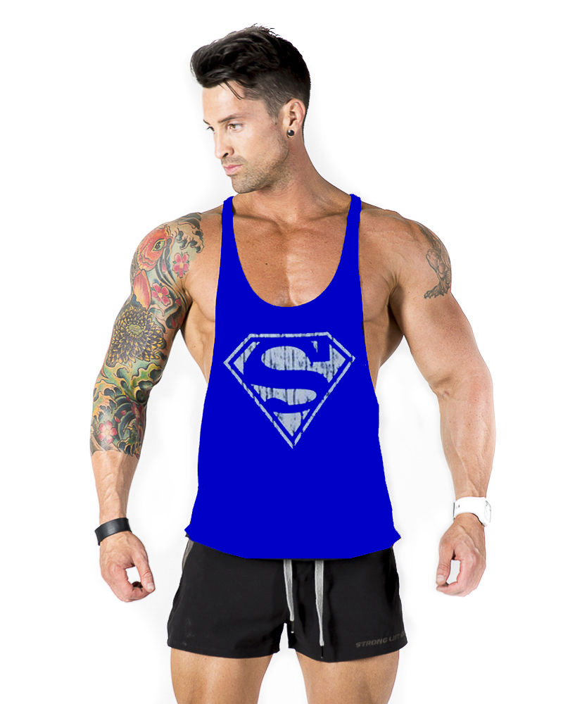 Online get cheap gym shark alibaba group Fitness shirts for men