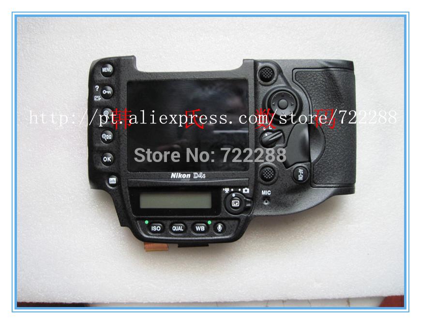 SLR digital camera repair replacement parts D4S original backshell for Nikon(China (Mainland))