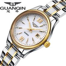 Relogio Feminino 2015 Origianl GUANQIN Watches Women Top Brand Luxury Fashion Quartz Watches Luminous Waterproof Women's Watches