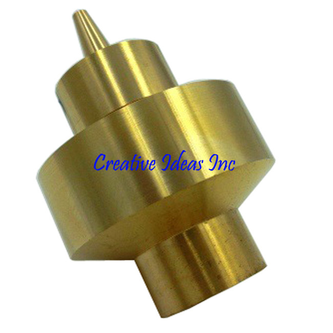 "One Piece Wholesale Brass Double Layer Interlouble Fountain Nozzle DN25 1"" Garden Water Sprayer Landscape Sprinkler Theme Parker(China (Mainland))"