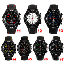 accurate watches for men online shopping the world largest 2016 new men s fashionable accurate calibration silicon strip sport quartz watch wristwatch