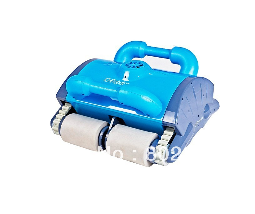 China Original Silmar Function As Dolphin Swimming Pool automatic cleaner(Remote Controller,Wall Climbing)(China (Mainland))
