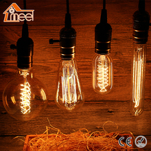 Buy Retro Lamp LED E27 Vintage Edison Filament Light 220V Incandescent Bulb Light Antique Tungsten Lamp Bombillas Warm White for $1.87 in AliExpress store