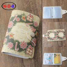 Buy  (Card & ID Holders)Lovely leisure card package printing multi card card packs male female students Christmas gift XKB1047 for $2.84 in AliExpress store