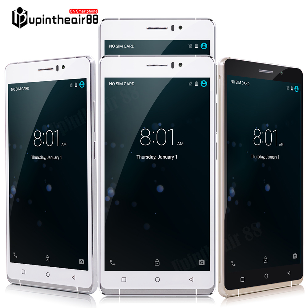 "In Stock 6.0"" Original X-BO O1 Quad Core Mobile Cell Phone Unlocked Android 5.1 MTK6580 1GB RAM+8GB ROM 3G WCDMA 8MP 3200mAh IPS(China (Mainland))"