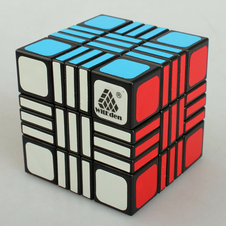 WitEden Roadblock I Magic Cube puzzle Toys(China (Mainland))