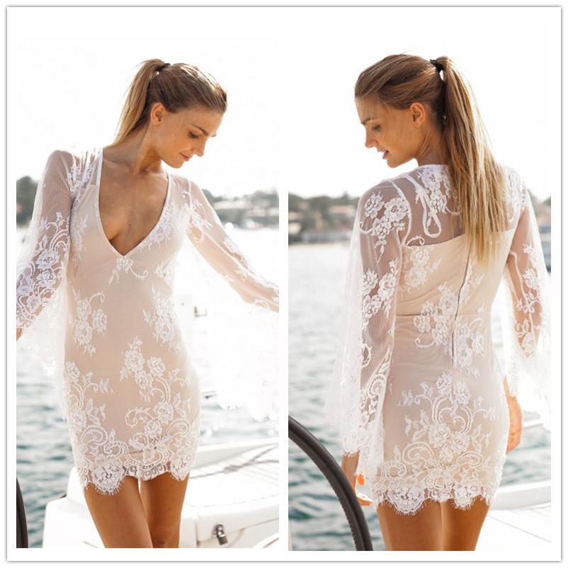 Женская туника для пляжа Beach Dress 2015 Vestidos GUOT-25