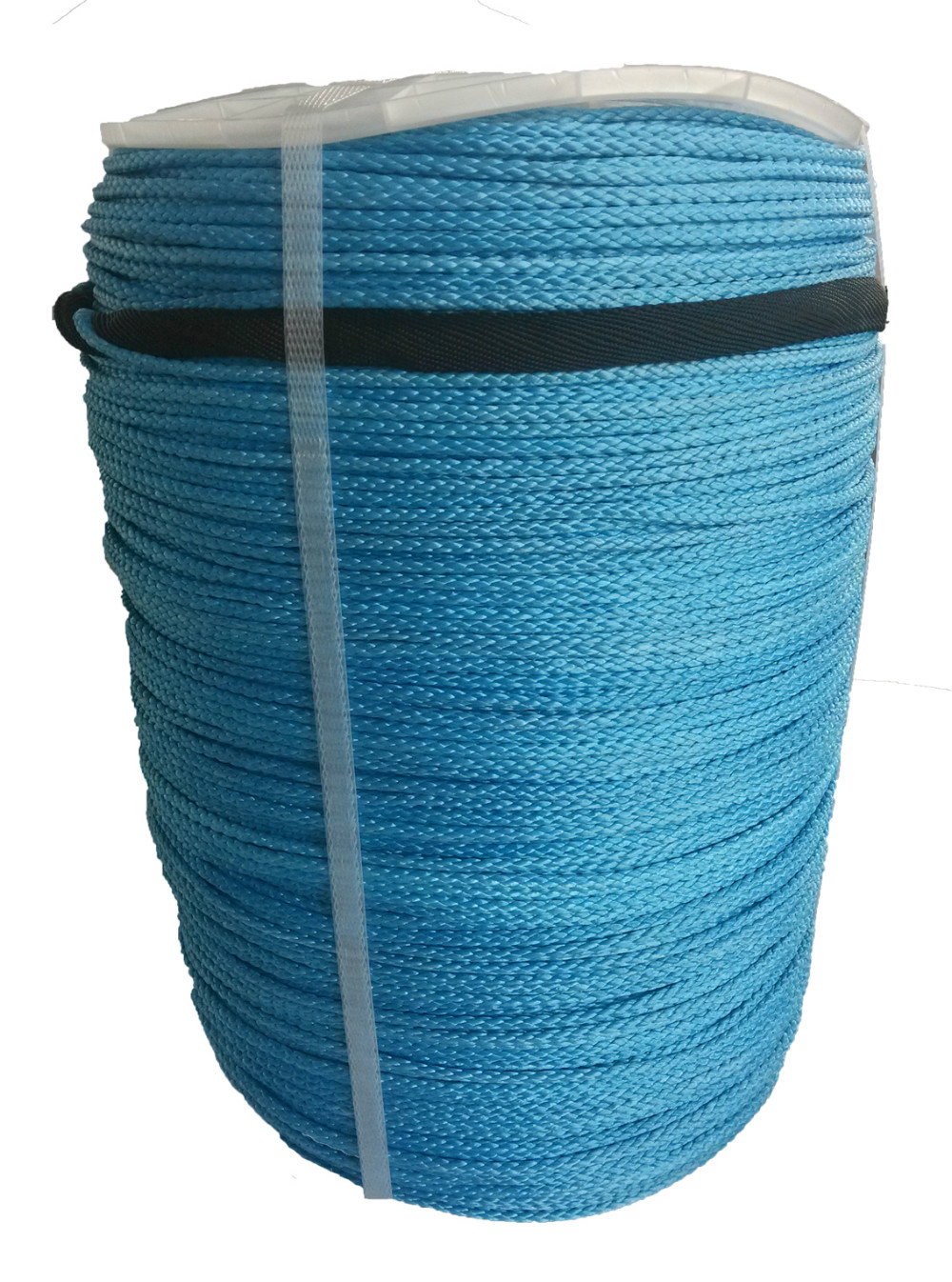 6mm x 100meters 12 strand synthetic UHMWPE rope sailing rope free shipping(China (Mainland))