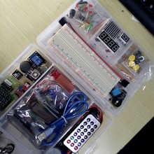 Retail Box Learning Suite Kit for Arduino Uno R3 Starter Kit Upgraded Version With The Original Uno(China (Mainland))