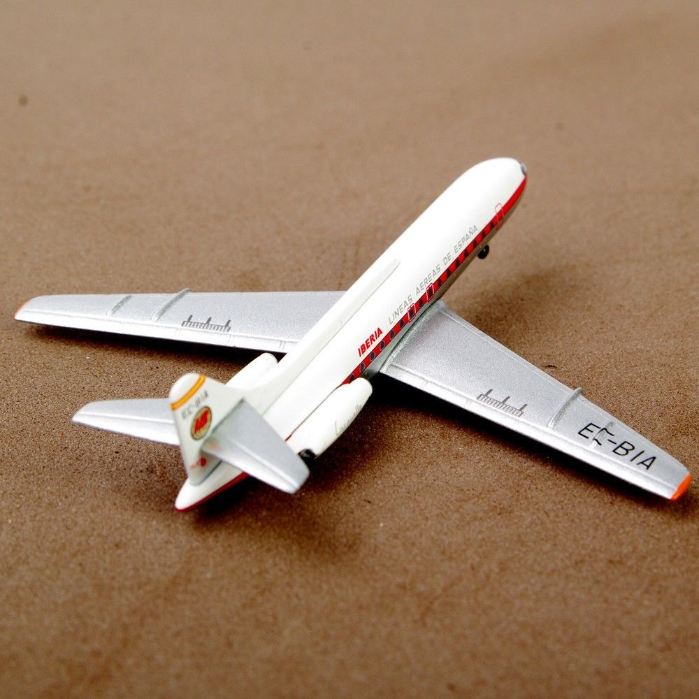 Inflight500 1/500 Diecast Aircraft Airliner Model IBERIA SE-210 Caravelle EC-BIA Die-Cast Airplane Model Collection Kids Toys D(China (Mainland))
