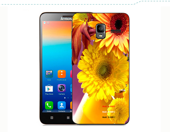 Lenovo a800 mobile phone Case Protection Case Mesh full frosted case Free shipping(China (Mainland))