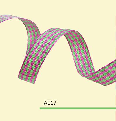 3 16 Inch 5mm font b tartan b font ribbons