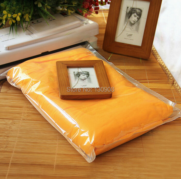 33*48cm Heat seal clear plastic vacuum sealer bags(China (Mainland))