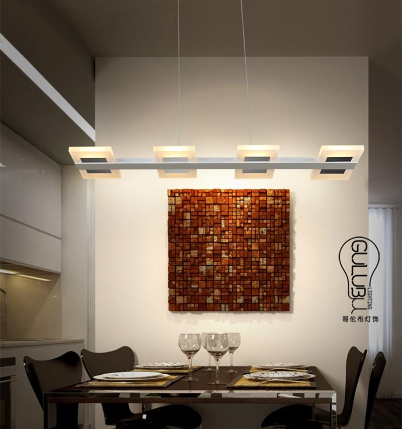 Led Dining Room Light