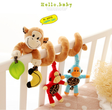 new 2016 infant Toys Elc multifunctional babies bed around car hanging newborn Baby Rattles Toy baby mobiles child rattle toys(China (Mainland))