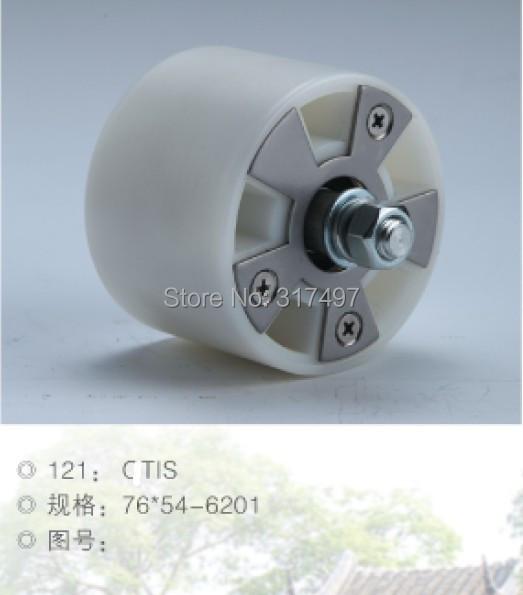 Elevator wheel , door hanger roller 76*54*6201 - EVER-GROWING ELEVATOR PARTS CO.,LTD store