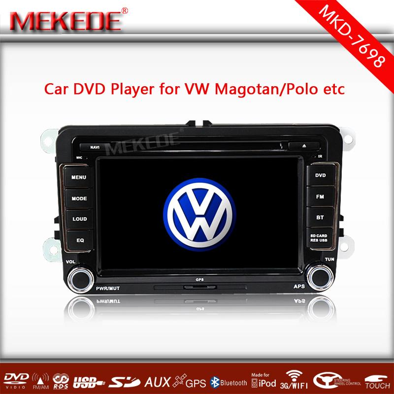 Stock! Original VW Car DVD with GPS,Radio,TV,Bluetooth,RDS,3G wifi usb,Stereo system for VW Volkswagen Polo,Passat B6,CC,Jetta()