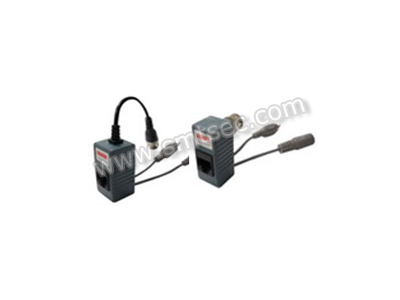 High quality image CCTV 1 channel Audio, Video and Power transmitter and receiver utp balun for security camera(SU-213B)(China (Mainland))