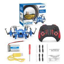 JJRC H20W drone WIFI FPV Real time with 2.0MP HD Camera RC Quadcopter 2.4GHz 4CH 6Axie 3D Flip Headless Hexacopter with LED RTF