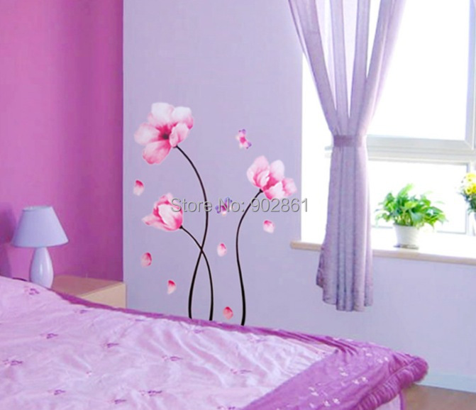 butterflies self adhensive peel and stick removable art mural wall. Black Bedroom Furniture Sets. Home Design Ideas