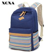 Bohemian Design School Bags for Girls Printing Canvas Women Backpack  Bag Daypack School Backpacks for Teenager Mochila Escolar(China (Mainland))