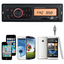 Onfine Leo 2015 In-dash Car Stereo Radio And MP3 Player USB SD WMA AUX Input FM Receivers Free Shipping&Whloesale