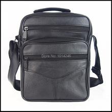 Hot Sale New 2015 Fashion Designer Men Shoulder Bags Genuine Leather Bags For Men Messenger Business
