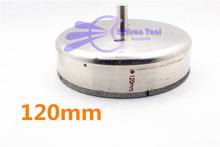 120mm Power Tools Drill Bit Glass Metal Cutting Drill Bit Diamond Core Drill Bit 120mm Free Shipping