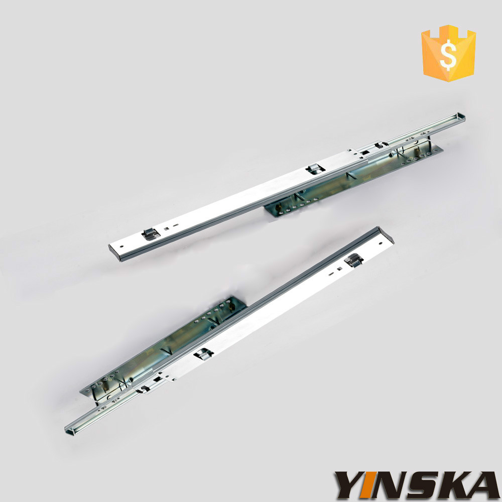 12 inch 3-fold tool box linear slide guide rail(China (Mainland))