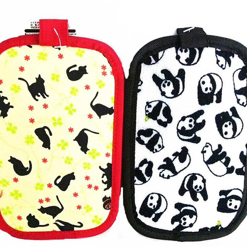 16*10cm cute animal protective mobile phone bag Power Bank mobile hard disk drive pouch For 4s 5s 6 6splus 5.5inch phone xiaomi