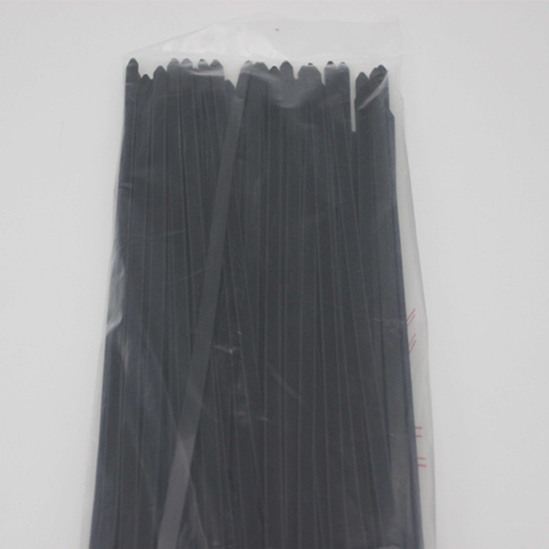 100Pcs wholesale 10*650mm high quality Black color width 9mm Self-locking Plastic Nylon Cable zip Tie,Wire Zip Tie<br><br>Aliexpress
