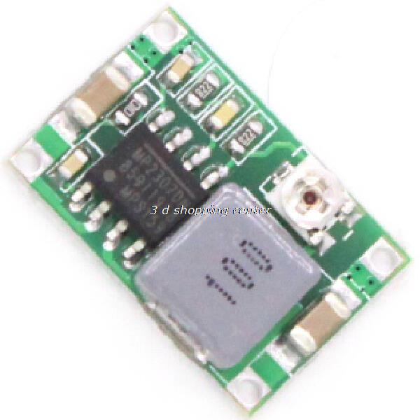 Smart Electronics XD-45 Mini-360 Model Aircraft DC-DC Step-Down Power Supply Module Better Than LM2596 for Arduino Mini 360(China (Mainland))