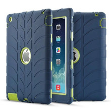 New Armor Case For iPad 2 iPad 3 iPad 4 Kids Safe Shockproof Heavy Duty Silicone Hard Cover For Ipad 2 3 4 Table Case(China (Mainland))