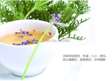 50g Lavender flower tea dried lavender tea fragrant tea scented tea Free Shipping