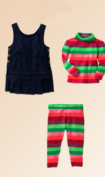 4Pcs Girls Suits 2015 New Autumn striped Baby Sets High Quality Children Clothing 24 Hours Delivery