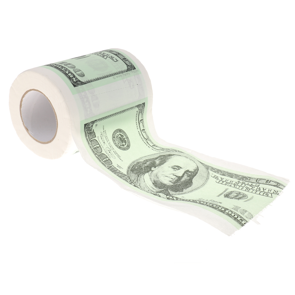 best toilet paper for money History of toilet paper modern toilet paper as it is known today was invented in 1857 by american joseph gayetty, hitting the market at 50 cents for a pack of 500 sheets the pack of stacked tissues evolved into a roll around 1883 when the first patents for roll-based dispensers were fil.