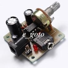 Buy LM386 Super MINI Amplifier Board DIY Kit 3V-12V Power Amplifier Suit Electronic Fun Kit ICSK025A for $1.49 in AliExpress store